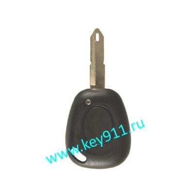 Корпус ключа Рено (Renault) NE73   1 кнопка