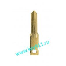Лезвие ключа Рено (Renault)   DAC-4D.P