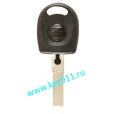 Заготовка ключа Сеат (Seat) | HU66 | под чип
