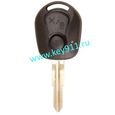 Ключ для СcангЙонг (SsangYong) | HYN10 | 4D ID60 | 315MHz | 2 кнопки