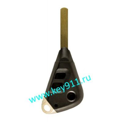 Корпус ключа Субару (Subaru)   DAT17   3 кнопки