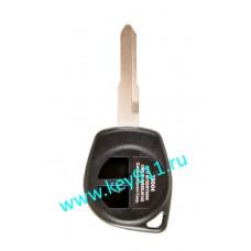 Корпус ключа Сузуки (Suzuki) | HU87 | 2 кнопки