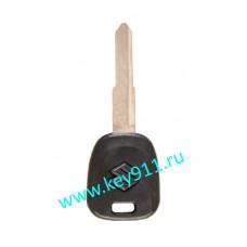 Заготовка ключа Сузуки (Suzuki) | HU87 | под чип