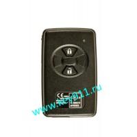 Смарт ключ для Тойота Рав4, Урбан Крузер (Toyota Rav4, Urban Cruiser ) | 2 кнопки | MDL B90EA | Page1 = 98 | 433MHz Европа