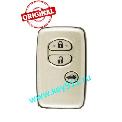 Смарт ключ Тойота Камри (Toyota Camry) | 3 кнопки | Page1 = 94 | 312MHz Япония