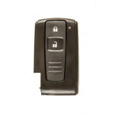 Смарт ключ Тойота Королла Версо, Приус (Toyota Corolla Verso. Prius) | 2 кнопки | MDL B23TA | Page1 = 34 | ID 4D-70 | 433MHz Европа