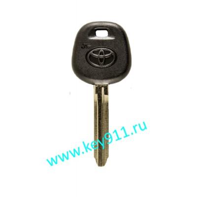 Заготовка ключа Тойота (Toyota) | TOY43