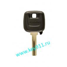 Заготовка ключа Вольво (Volvo) | NE66 | под чип