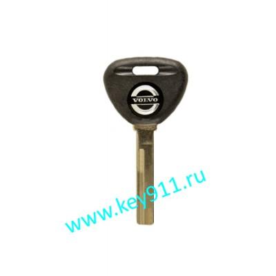 Заготовка ключа Вольво (Volvo) | HU56 | под чип