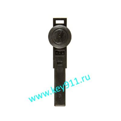 Резервный ключ для Фольксваген (Volkswagen) | HU66